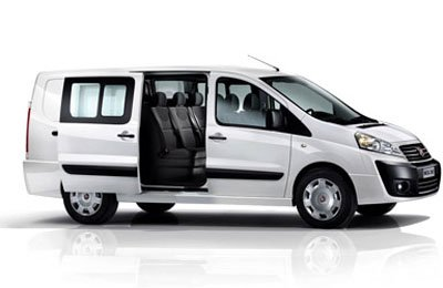 9 seater car hire