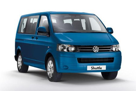 hire a 9 seater car